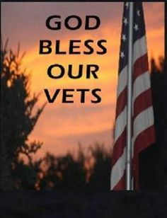 God Bless Our Vets!