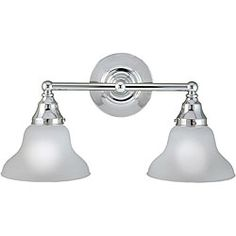 World Imports Asten Collection 2-Light Bath Bar - Overstock™ Shopping - Top Rated World Imports Sconces & Vanities