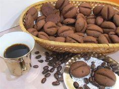 Печенье Кофейные зерна Нежное, ароматное и невероятно красивое печенье Кофейные зёрна для настоящих ценителей кофе!Ингредиенты для приготовления печенья Кофейные зёрна300-350 гр. муки100...