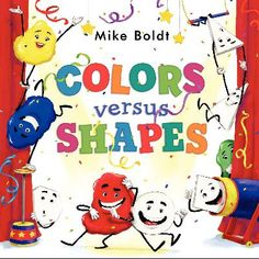 Colors Versus Shapes - Mike Boldt