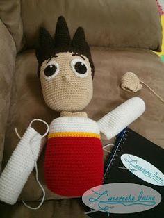 Le plus récent Photos Tricot et Crochet pat patrouille Suggestions Ryder Pat Patrouille, Paw Patrol, Knit Crochet, Crochet Hats, Expo, Lana, Diy And Crafts, Knitting, Voici