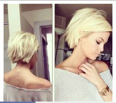 This would be a good transition when growing OUT a pixie cut.