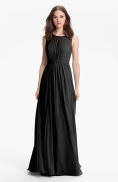 Mother Of The Bride, Bridesmaid / Jenny Yoo 'Vivienne' Pleated Chiffon Gown | Nordstrom