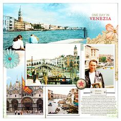 venice - Community Layouts - Gallery - Get It Scrapped