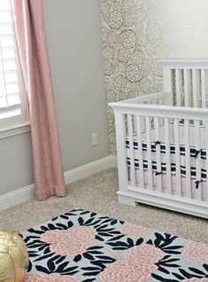 Client Nursery Reveal
