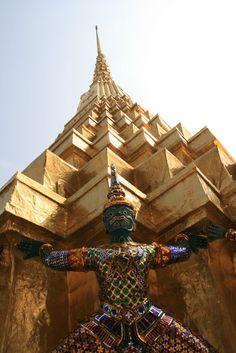 Bangkok, Thailand Temples