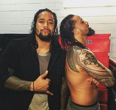 The Usos, Jimmy and Jey