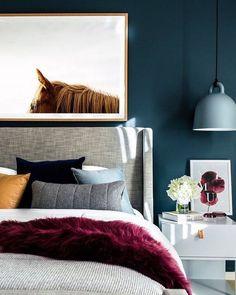 De muur combinatie met dit kleed is perfect! Via: @home_decore_ideas #interieur #interieurdesign #interieurs #interieurinspiratie #interieurinspiratie