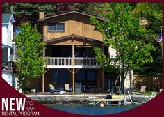 Keuka Lake Vacation Rentals: Tug Boat Inn | Finger Lakes Rentals | Lakeside Keuka Lake Rentals
