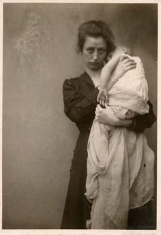 Mother and Child - study for the poster Russia restituenda…   Flickr