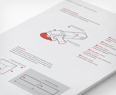 Illustration, Corporate Design Manual Goldschmidt-Thermit Group.