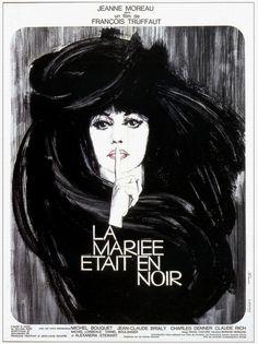 La mariée était en noir (The Bride Wore Black ) 1968