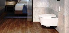 Roca-in-wash-inodoro-suspendido Toilet, Bathroom, Luxury Bathrooms, Modern Bathrooms, Bathroom Furniture, Apartment Bathroom Design, Bathroom Sinks, Rocks