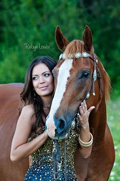 Kelsey and Gunner – Quesnel Equine Photographer | Robyn Louise Photography