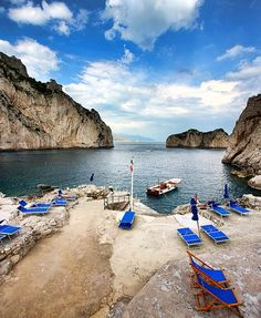 Best Place To See Capri - Italy
