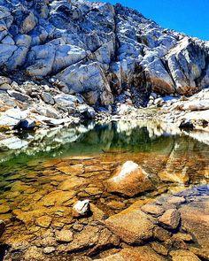 Water, stone, sky #yosemite #highadventure #sierra #sierranevadas #hiking #backpacking #mountainhigh #alpine #water #stone #sky #wanderlust #wildcalifornia #caliexplored #nature_perfection #natgeo #naturehippies