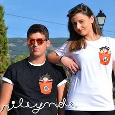 Camiseta unisex. Bolsillo Goku t-shirts. Custom. Personalizada. Algodón. Camiseta original. Vinilo textil. Sile y nole. de Sileynole en Etsy