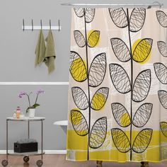 Found it at AllModern - Rachael Taylor 50s Inspired Shower Curtain