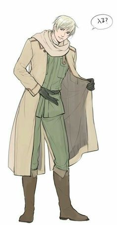 *scurries over to cuddle under Russia's coat cuz is warm ^//~//^*