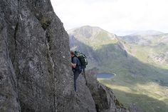 Tryfan and Bristly ridge 20