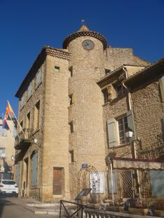 The Mairie (Town Hall) of Chateauneuf du Pape