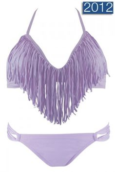 Do you lilac it? I do! Lilac fringe, I may have to invest in one of these for the summer, perhaps it'll create a larger looking bust... False advertising - I love it