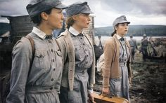 Ambush 1941 - Spähtrupp in die Hölle [Alemania] [DVD] Helsinki, Finnish Civil War, European Girls, See Movie, Female Soldier, Iconic Photos, Action Movies, Military History, Armed Forces