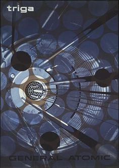 poster by Erik Nitsche (1958)
