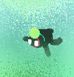 Ori Toor animation art loop pixel GIF