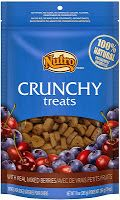 Talking Dogs at For Love of a Dog: Nutro Crunchy Dog Treats from Chewy.com   Product Review