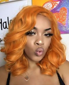 Beautiful wavy bob wigs for black women lace front wigs human hair wigs. Click picture to see more - March 09 2019 at Blonde Hair With Roots, Blonde Wig, Frontal Hairstyles, Wig Hairstyles, Hairstyles 2016, African Hairstyles, Celebrity Hairstyles, Scene Hair, Hair Colorful