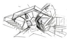architecture concept sketches - Google Search