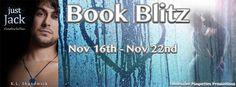 JB's Book Obsession : Book Blitz: just Jack by K.L. Shandwick
