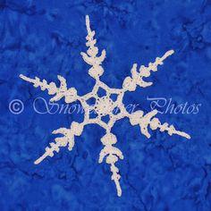 FREE PATTERN ~ Second Down Snowflake ~