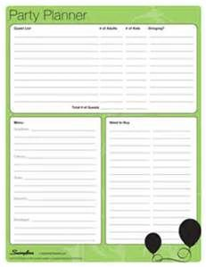 8 best party planner template images event planning checklist