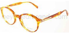 Prada PR 08PV Prada PR08PV 4BW101 Light Havana Designer Glasses From Eyewearbrands