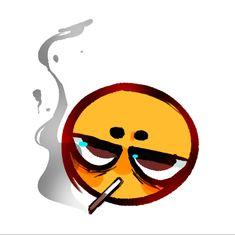 Emoji Drawings, Cute Drawings, Emoji Images, Drawing Expressions, Cute Emoji, Estilo Anime, Bizarre, Drawing Reference Poses, Cute Memes