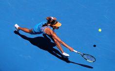 Ana Ivanovic (Serbia) - 2014 Australian Open Women's Singles First Round