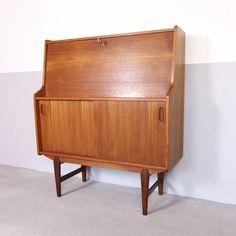 Located using retrostart.com > Secretaire Cabinet by Unknown Designer for Unknown Manufacturer