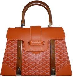 GOYARD Leather handbag