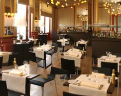 Ontbijtbuffet op zondag - Brasserie HA