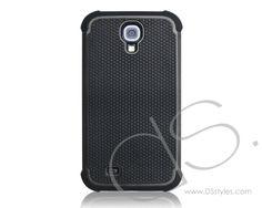 Armor Pro Series Samsung Galaxy S4 Case i9500 - Black http://www.dsstyles.com/product/armor-pro-series-samsung-galaxy-s4-case-i9500---black