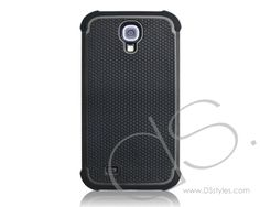 Armor Pro Series Samsung Galaxy S4 Case i9500 - Black http://www.dsstyles.com/product/armor-pro-series-samsung-galaxy-s4-case-i9500---black