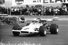Jo Siffert - BMW 270 BMW M11 - Bayerische Motoren Werke - V Flugplatzrennen Tulln-Langenlebarn - 1970 European Trophy for Formula 2 Drivers, round 6