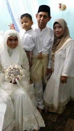 Bride parents bro