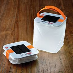 PackLite 12 Solar Light | The Container Store