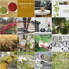 September, Table Decorations, Furniture, Home Decor, Decoration Home, Room Decor, Home Furnishings, Arredamento, Dinner Table Decorations