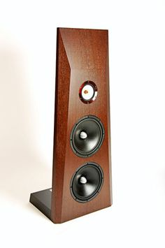 Perhaps superior to the Wilson Sashas at twice their price ($75,000), the open, real sound will allow you to listen for hours.  These speakers are designed in Palo Alto I believe. It shows.