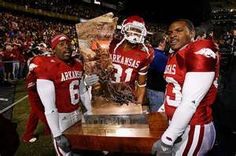 """The Boot"" Will be at home in Arkansas !!"