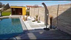 Naturpool Pond, Swim, Garten